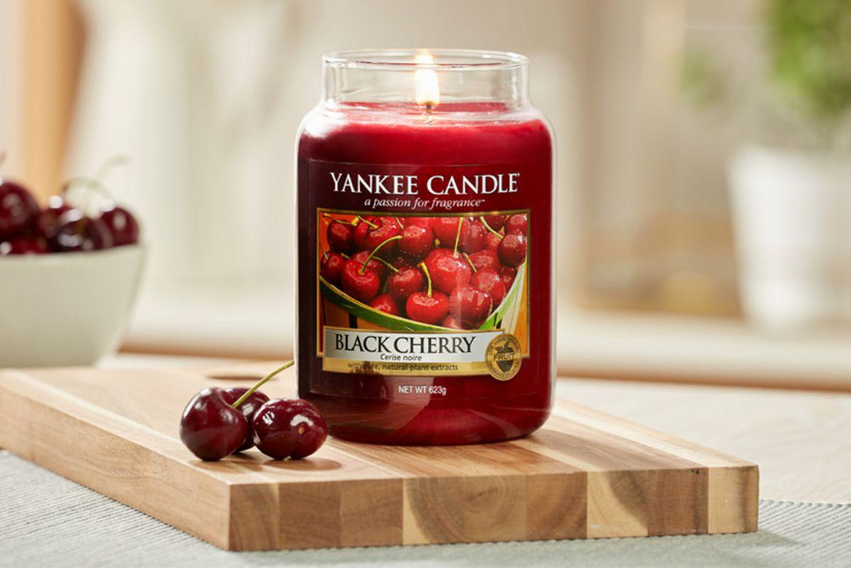 Designové svíčky Yankee Candle