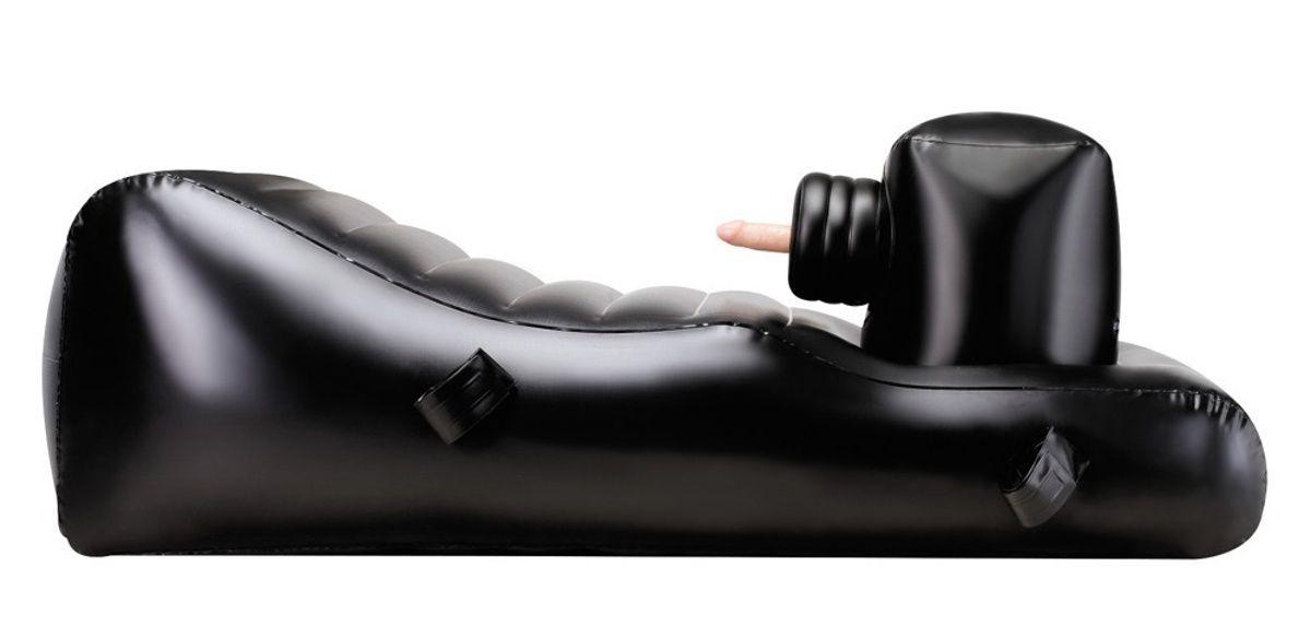 Erotický stroj vám nahradí partnera. Po té fyzické stránce určitě!