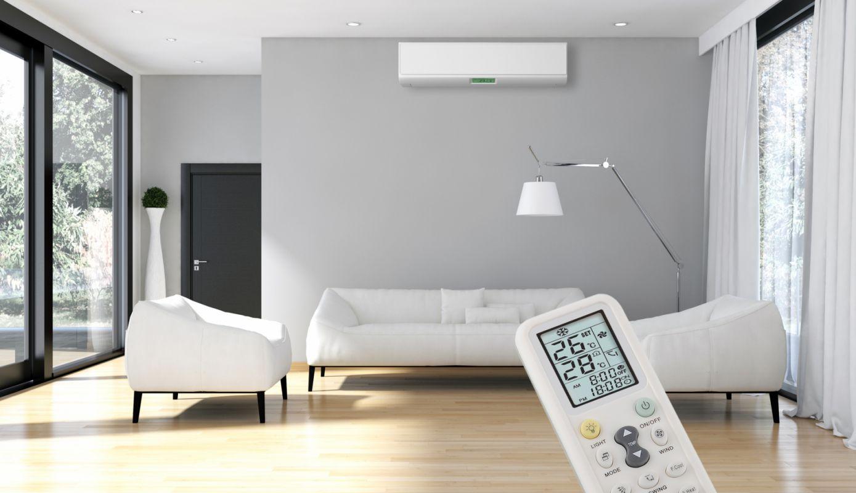 Moderní klimatizace interiér vhodně doplňují. Nejoblíbenější je bílá klasika s příjemným designem.